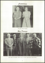 Page 12, 1954 Edition, Lyons High School - Roar Yearbook (Lyons, OH) online yearbook collection