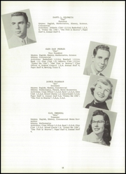 Page 16, 1954 Edition, Lyons High School - Roar Yearbook (Lyons, OH) online yearbook collection