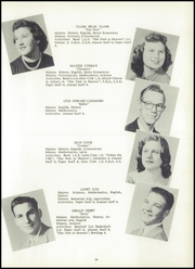 Page 17, 1954 Edition, Lyons High School - Roar Yearbook (Lyons, OH) online yearbook collection