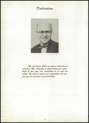 Page 6, 1954 Edition, Lyons High School - Roar Yearbook (Lyons, OH) online yearbook collection