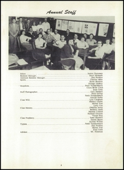 Page 7, 1954 Edition, Lyons High School - Roar Yearbook (Lyons, OH) online yearbook collection