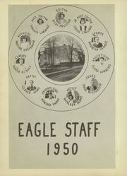 Page 10, 1950 Edition, Alger High School - Eagle Yearbook (Alger, OH) online yearbook collection