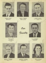 Page 13, 1950 Edition, Alger High School - Eagle Yearbook (Alger, OH) online yearbook collection