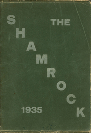 1935 Edition, Mount Cory High School - Shamrock Yearbook (Mount Cory, OH)