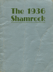 1936 Edition, Mount Cory High School - Shamrock Yearbook (Mount Cory, OH)