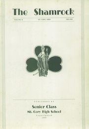 Page 5, 1936 Edition, Mount Cory High School - Shamrock Yearbook (Mount Cory, OH) online yearbook collection