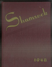 1948 Edition, Mount Cory High School - Shamrock Yearbook (Mount Cory, OH)