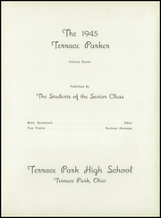 Page 7, 1945 Edition, Terrace Park High School - Yearbook (Terrace Park, OH) online yearbook collection