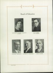 Page 12, 1931 Edition, Gambier High School - Milestone Yearbook (Gambier, OH) online yearbook collection