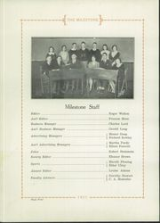 Page 8, 1931 Edition, Gambier High School - Milestone Yearbook (Gambier, OH) online yearbook collection