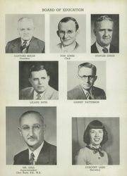 Page 8, 1951 Edition, Navarre High School - Entre Nous Yearbook (Navarre, OH) online yearbook collection