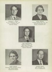 Page 9, 1951 Edition, Navarre High School - Entre Nous Yearbook (Navarre, OH) online yearbook collection