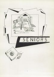 Page 11, 1952 Edition, Navarre High School - Entre Nous Yearbook (Navarre, OH) online yearbook collection