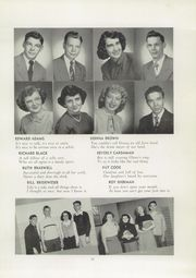 Page 15, 1952 Edition, Navarre High School - Entre Nous Yearbook (Navarre, OH) online yearbook collection