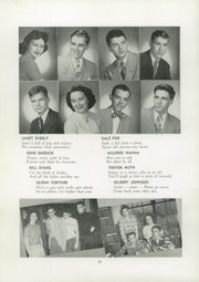 Page 16, 1952 Edition, Navarre High School - Entre Nous Yearbook (Navarre, OH) online yearbook collection