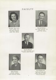 Page 9, 1952 Edition, Navarre High School - Entre Nous Yearbook (Navarre, OH) online yearbook collection