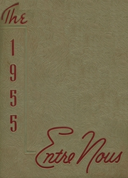 Page 1, 1955 Edition, Navarre High School - Entre Nous Yearbook (Navarre, OH) online yearbook collection