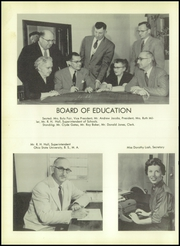 Page 8, 1955 Edition, Navarre High School - Entre Nous Yearbook (Navarre, OH) online yearbook collection