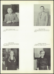 Page 9, 1955 Edition, Navarre High School - Entre Nous Yearbook (Navarre, OH) online yearbook collection
