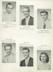 Page 14, 1957 Edition, Navarre High School - Entre Nous Yearbook (Navarre, OH) online yearbook collection