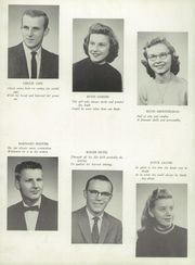 Page 16, 1957 Edition, Navarre High School - Entre Nous Yearbook (Navarre, OH) online yearbook collection