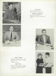 Page 14, 1958 Edition, Navarre High School - Entre Nous Yearbook (Navarre, OH) online yearbook collection