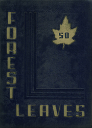 1950 Edition, Forest High School - Leaves Yearbook (Forest, OH)