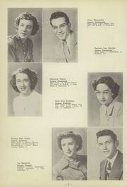 Page 10, 1950 Edition, Forest High School - Leaves Yearbook (Forest, OH) online yearbook collection