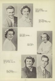 Page 11, 1950 Edition, Forest High School - Leaves Yearbook (Forest, OH) online yearbook collection
