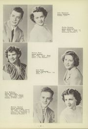 Page 13, 1950 Edition, Forest High School - Leaves Yearbook (Forest, OH) online yearbook collection