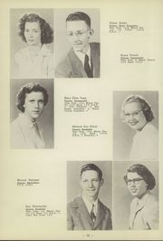 Page 14, 1950 Edition, Forest High School - Leaves Yearbook (Forest, OH) online yearbook collection
