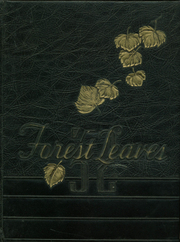 1952 Edition, Forest High School - Leaves Yearbook (Forest, OH)