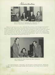 Page 10, 1953 Edition, Forest High School - Leaves Yearbook (Forest, OH) online yearbook collection