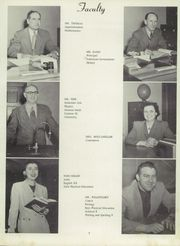 Page 11, 1953 Edition, Forest High School - Leaves Yearbook (Forest, OH) online yearbook collection