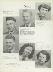 Page 15, 1953 Edition, Forest High School - Leaves Yearbook (Forest, OH) online yearbook collection