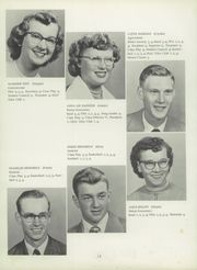 Page 16, 1953 Edition, Forest High School - Leaves Yearbook (Forest, OH) online yearbook collection