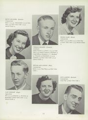 Page 17, 1953 Edition, Forest High School - Leaves Yearbook (Forest, OH) online yearbook collection