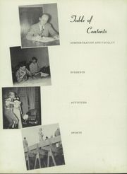 Page 8, 1953 Edition, Forest High School - Leaves Yearbook (Forest, OH) online yearbook collection