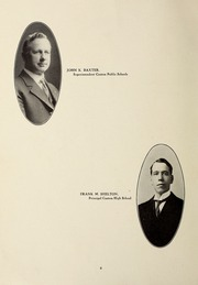Page 12, 1911 Edition, Canton High School - Monthly Yearbook (Canton, OH) online yearbook collection