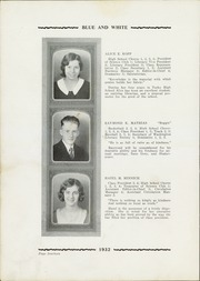 Page 16, 1932 Edition, Tuscarawas Warwick High School - Blue and White Yearbook (Tuscarawas, OH) online yearbook collection
