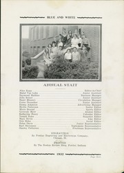 Page 5, 1932 Edition, Tuscarawas Warwick High School - Blue and White Yearbook (Tuscarawas, OH) online yearbook collection