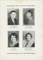 Page 9, 1932 Edition, Tuscarawas Warwick High School - Blue and White Yearbook (Tuscarawas, OH) online yearbook collection