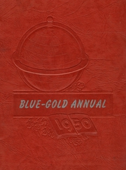 1950 Edition, Gratis High School - Blue Gold Yearbook (Gratis, OH)