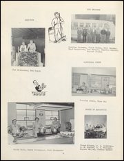 Page 10, 1955 Edition, Killbuck High School - Antler Yearbook (Killbuck, OH) online yearbook collection