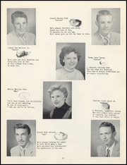 Page 15, 1955 Edition, Killbuck High School - Antler Yearbook (Killbuck, OH) online yearbook collection