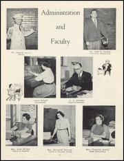 Page 7, 1955 Edition, Killbuck High School - Antler Yearbook (Killbuck, OH) online yearbook collection