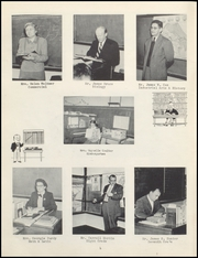Page 8, 1955 Edition, Killbuck High School - Antler Yearbook (Killbuck, OH) online yearbook collection