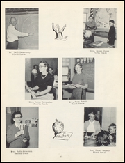 Page 9, 1955 Edition, Killbuck High School - Antler Yearbook (Killbuck, OH) online yearbook collection
