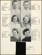 Page 11, 1956 Edition, Killbuck High School - Antler Yearbook (Killbuck, OH) online yearbook collection