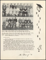 Page 7, 1956 Edition, Killbuck High School - Antler Yearbook (Killbuck, OH) online yearbook collection